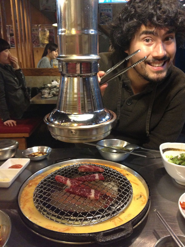 South Korea WereldBloggers